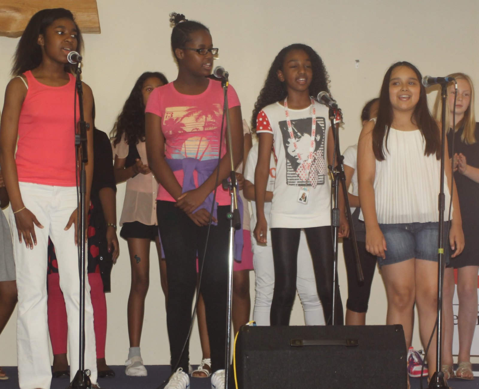 Female vocal group