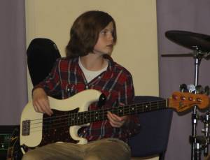 Learning bass