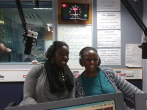 Velisha & Donna on Premier Radio