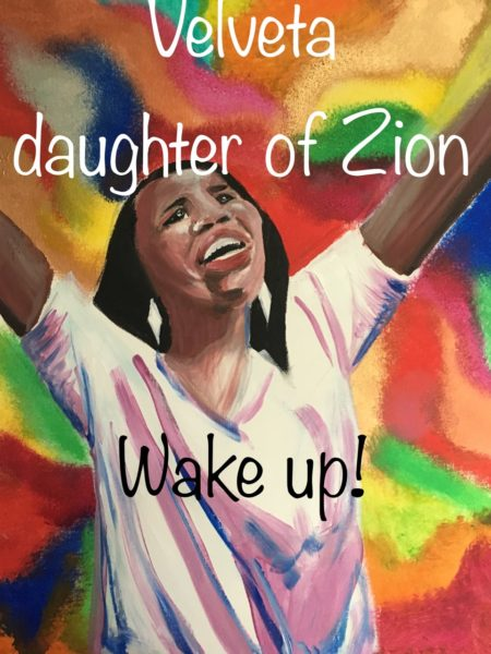 Daughter of Zion ... Wake up