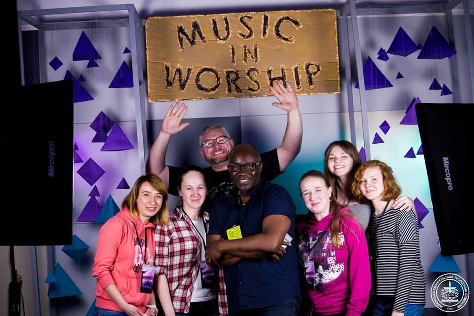 Music in Worship team